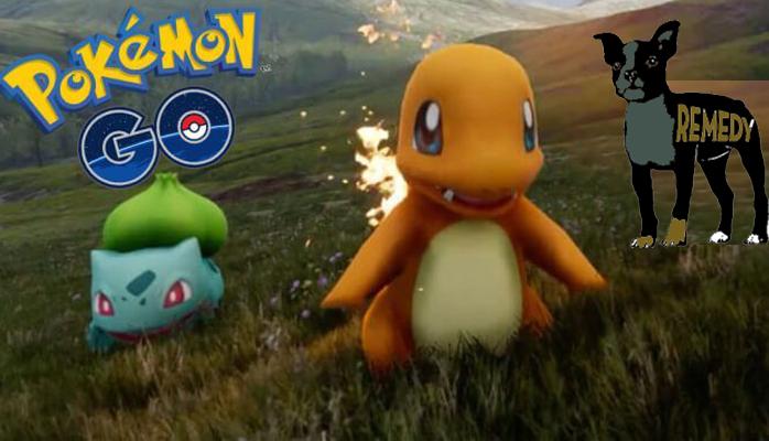 Pokemon Go And PR