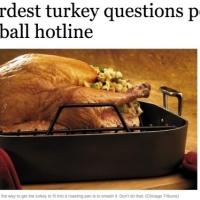 Talkin' Turkey… and PR
