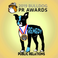 Remedy PR Wins Bulldog Gold Medal Award For Consumer Tech Outdoor Product Launch